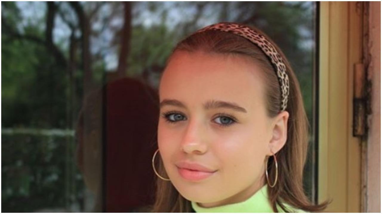 Nastolatki powinny brać przykład z córki zmarłej na raka Ani Przybylskiej. Wielka klasa 16-letniej Oliwii