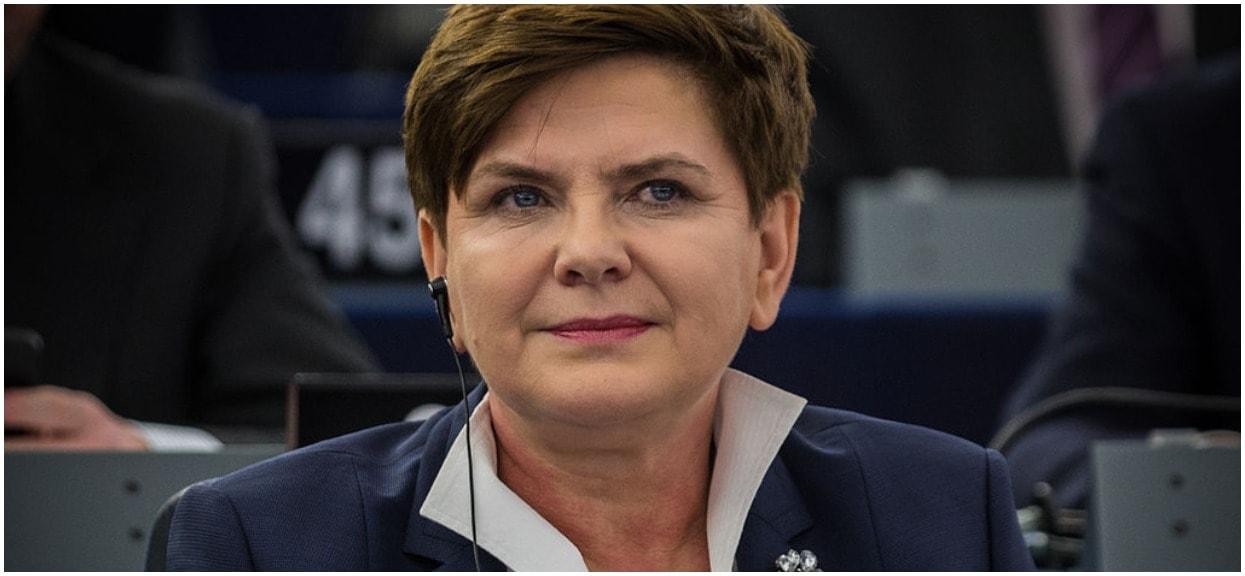 Z ostatniej chwili: Beata Szydło zrezygnowała z ochrony SOP