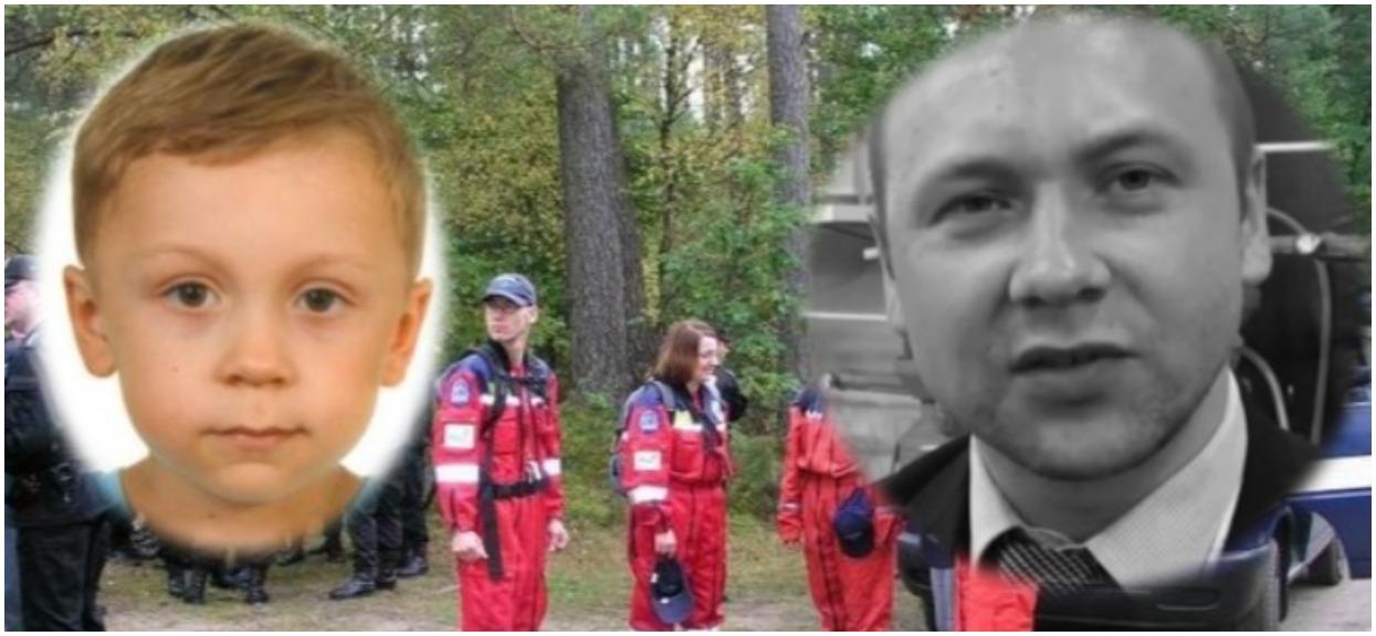 Niesamowicie pokrzepiające informacje, ojciec wypuścił Dawidka żywego? Dowódca grupy poszukiwawczej wlał nadzieję w całą Polskę
