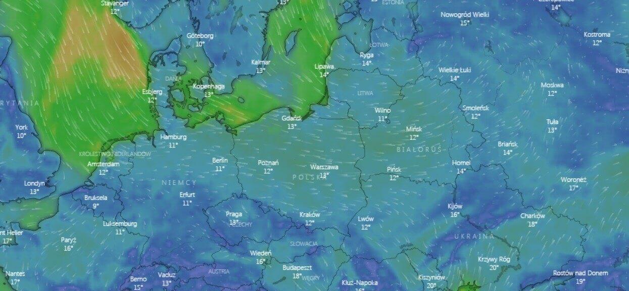 Silne burze, grad i wichury. Złe informacje pogodowe, IMGW wydał ostrzeżenia
