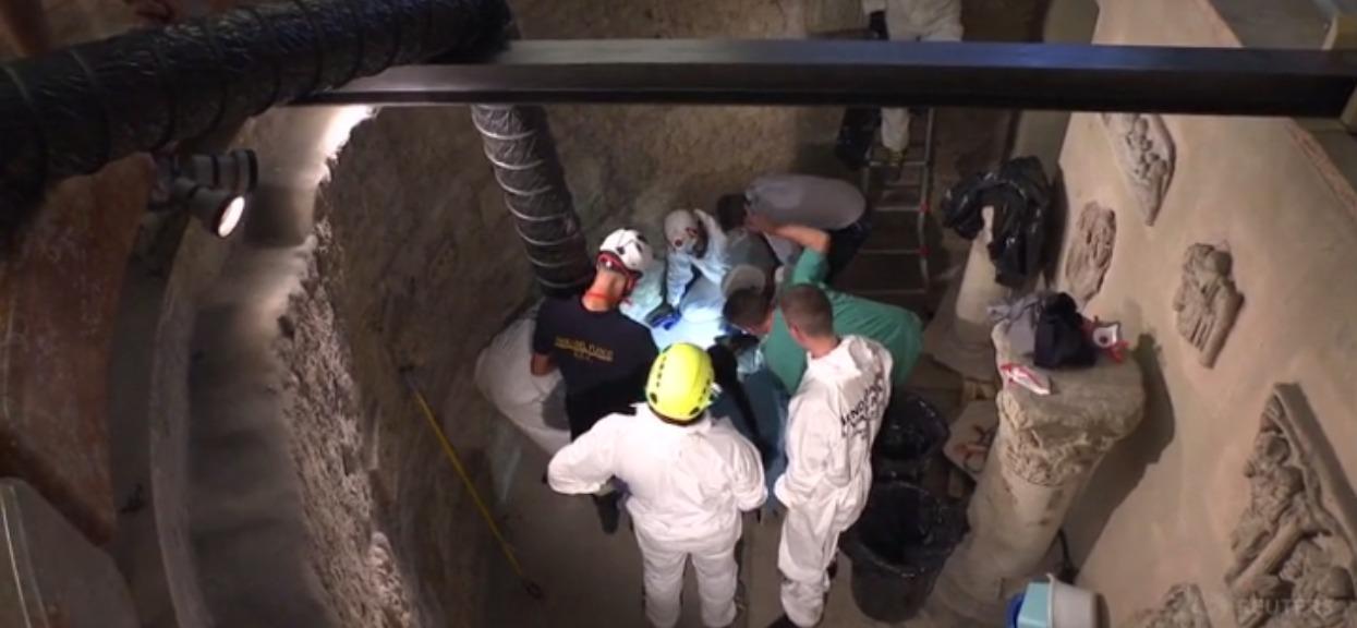 Szukali ciała zaginionej córki pracownika Jana Pawła II. Ich odkrycie ścina z nóg