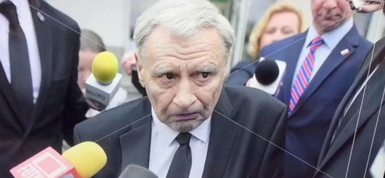 Grabowski musiał wiele poświęcić by zagrać Kaczyńskiego. Zdradził zaskakujące kulisy produkcji, nie do pomyślenia