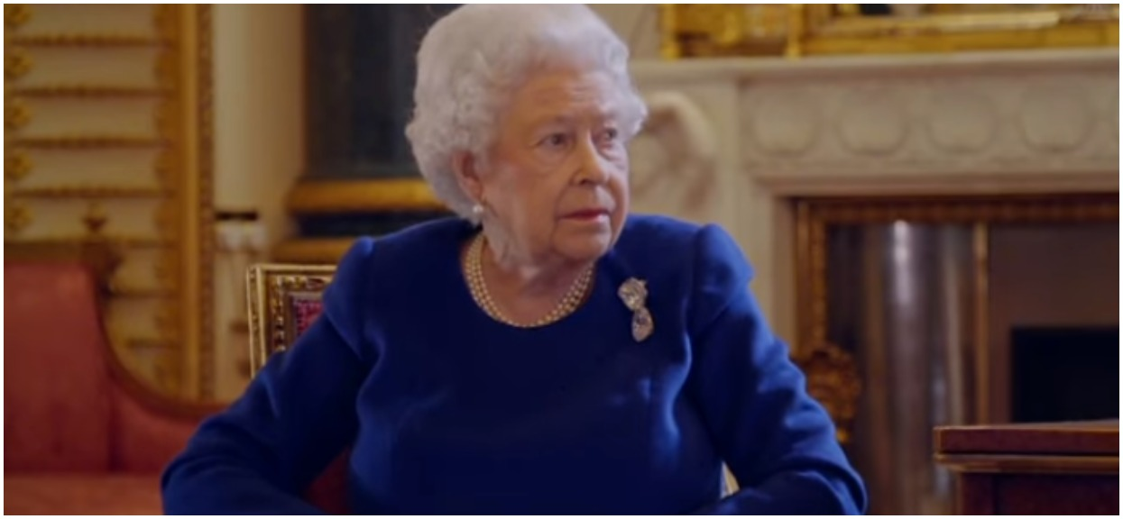Włamanie do pałacu Buckingham. Dzisiejsza noc nie była spokojna dla królowej Elżbiety