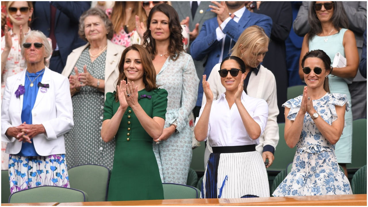 Mistrzowskie zachowanie księżnej Kate podczas Wimbledonu oburzyło wielu. Pokazała klasę