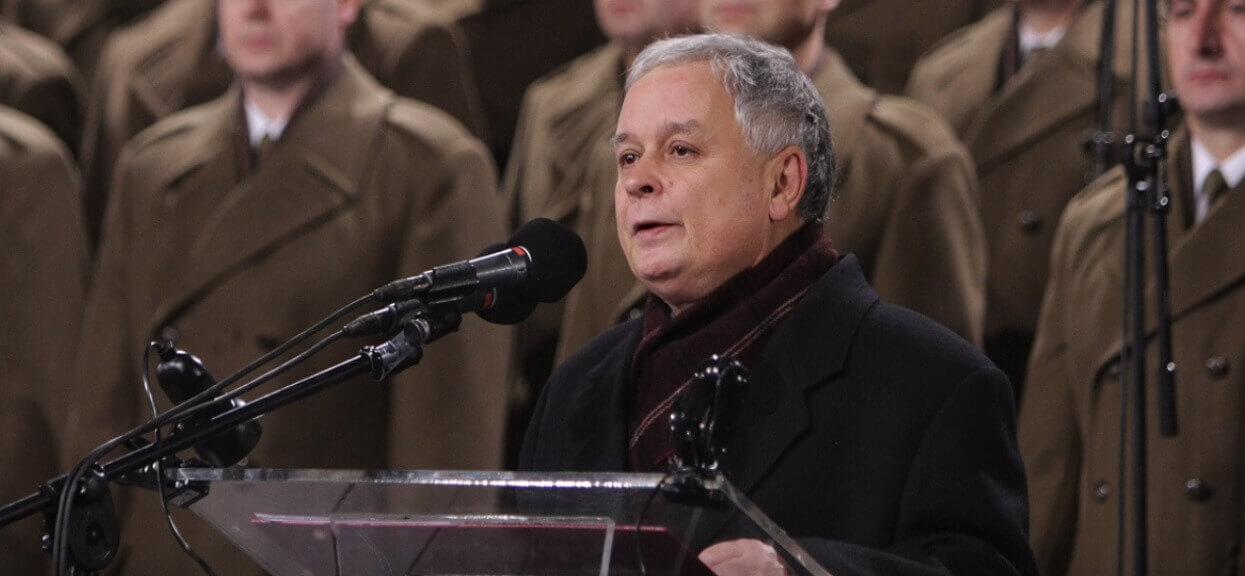 Chcą, żeby Lech Kaczyński pośmiertnie został honorowym obywatelem Gdańska