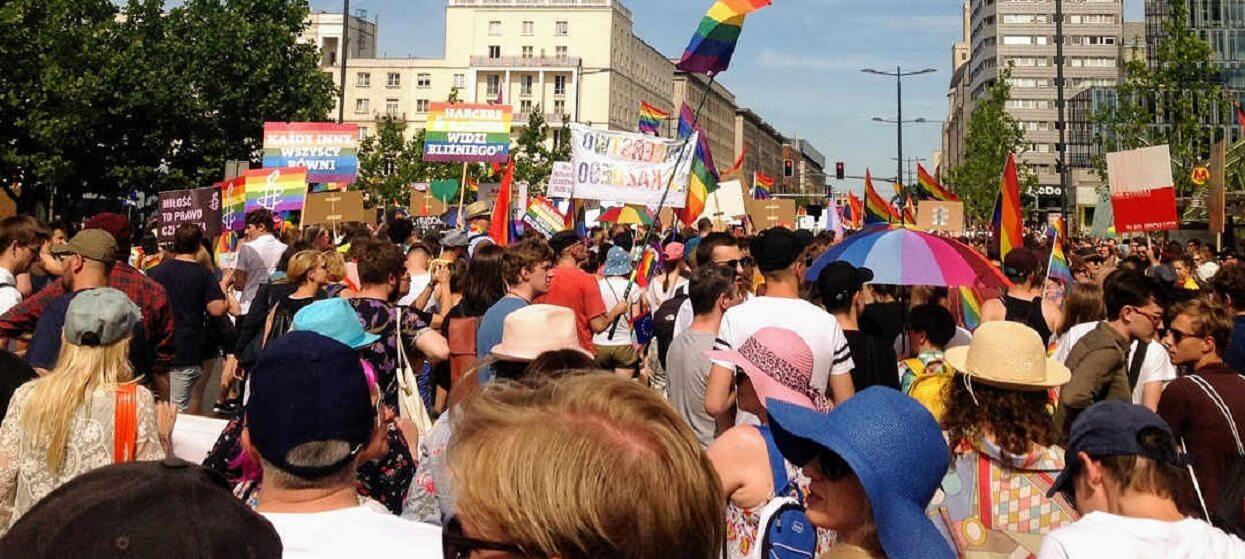 """Poznań przyjazny dla osób LGBT. Wiceprezydent: """"Nie jesteście mniejszością"""""""