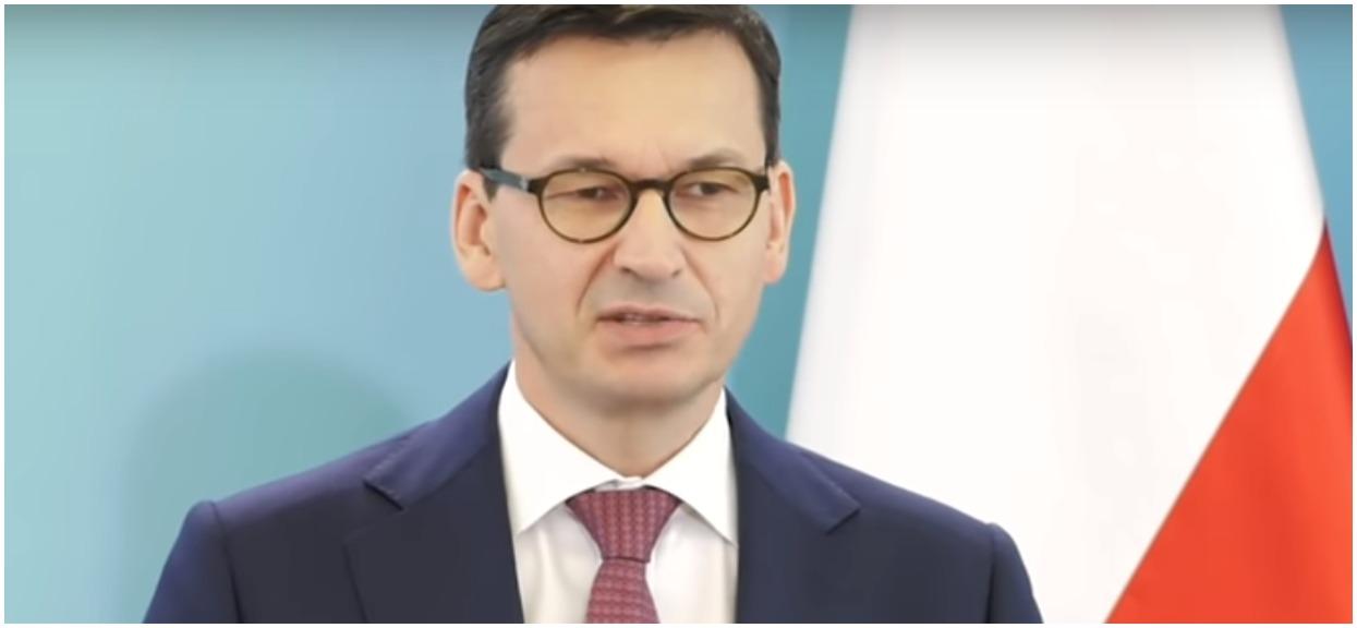 """Ostre słowa Morawieckiego wobec kandydata na szefa KE. """"Kojarzy się z atakiem na państwa Europy Środkowej"""""""