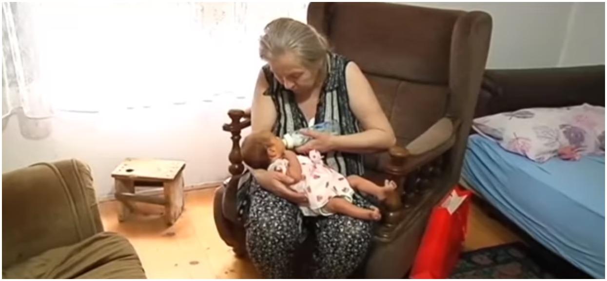 60-letnia żona urodziła mu dziecko. Zachował się w najgorszy możliwy sposób