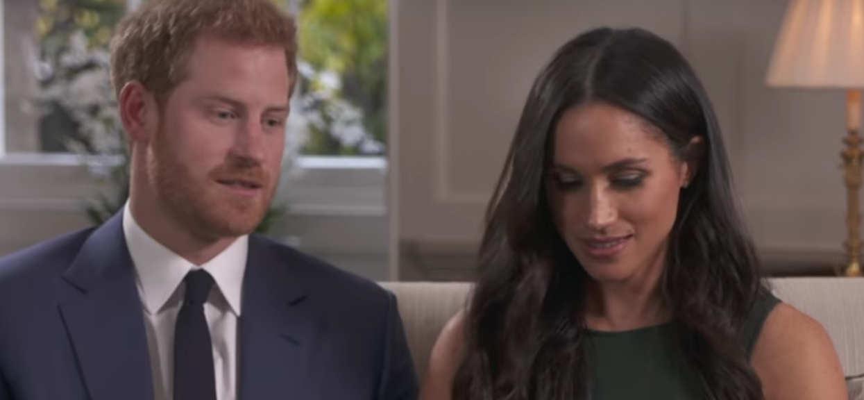 Kolejny kryzys w rodzinie królewskiej? Książę Harry publicznie zignorował Meghan, wszystko widać na nagraniu