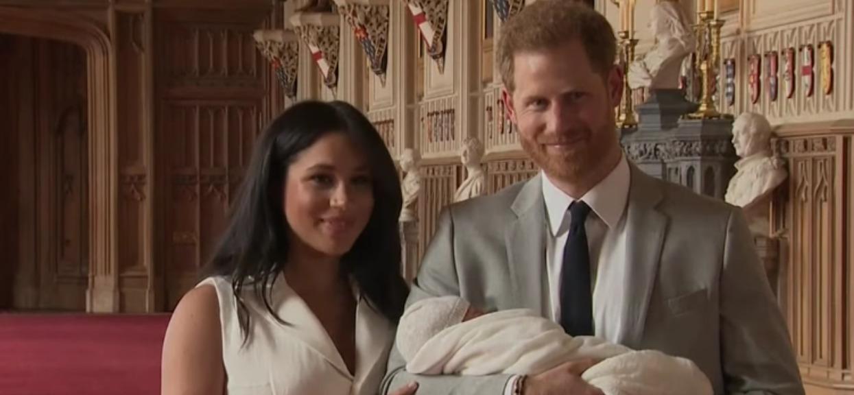 Wydało się, kto jest ojcem chrzestnym dziecka Meghan Markle i Harry'ego. Dla wielu będzie to szok