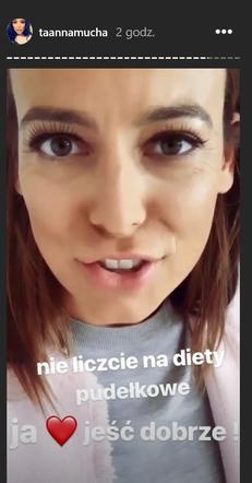Anna Mucha fot. instagram.com