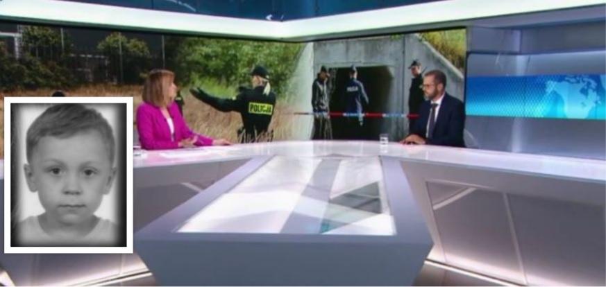 Sokołowski na wizji Polsatu dostał najtrudniejsze pytanie dot. poszukiwań Dawidka. Ta tajemnica wciąż nie została wyjaśniona