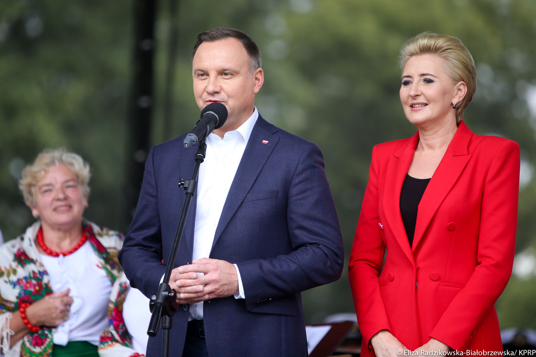 Agata Duda fot. prezydent.pl