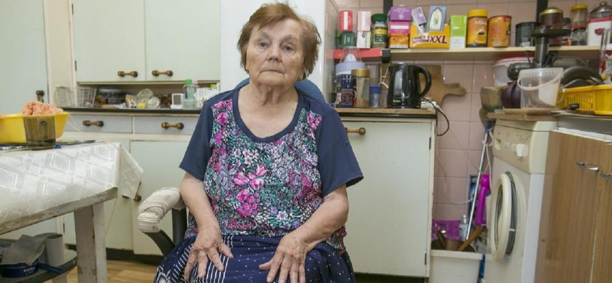 87-letnia Klaudia robi wszystko, żeby pozbyć się bólu. Zamówiła leki, nie przewidziała tak dramatycznego obrotu spraw