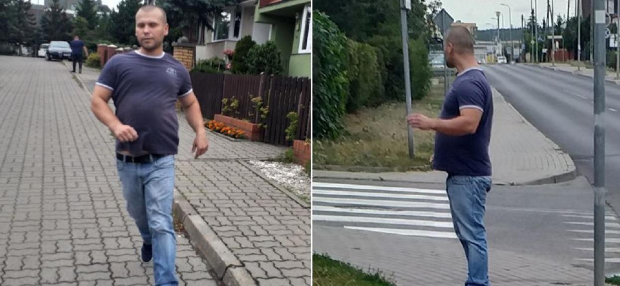 Napastował kobietę, szukają go! TVP przekazuje apel polskiej policji i publikuje zdjęcie mężczyzny