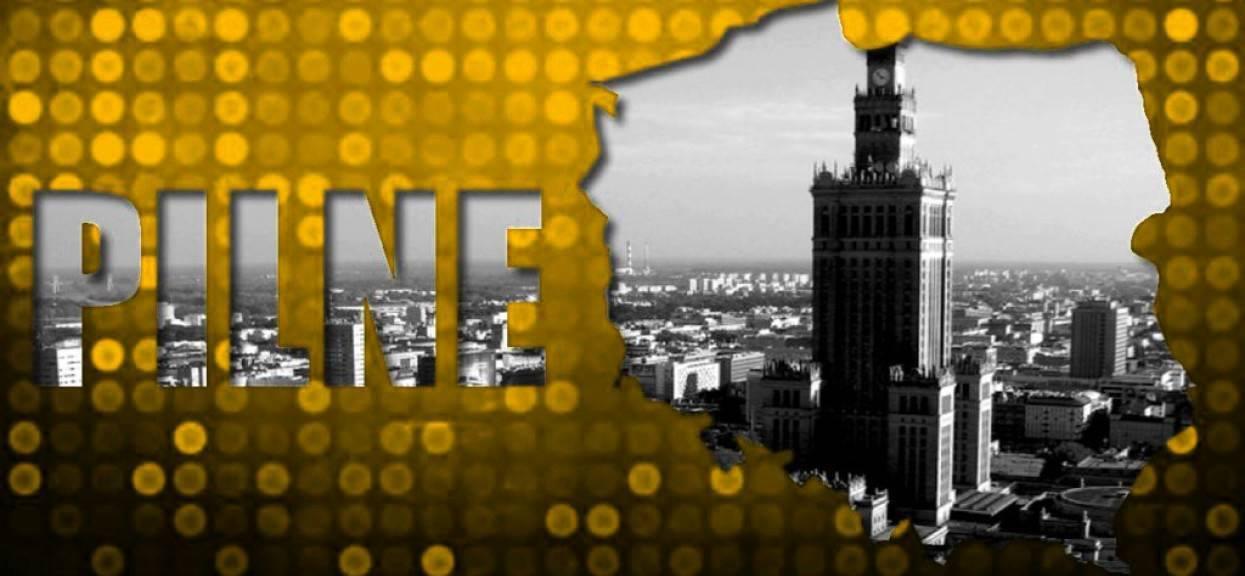 Strzelanina w Warszawie. Nie żyje jedna osoba