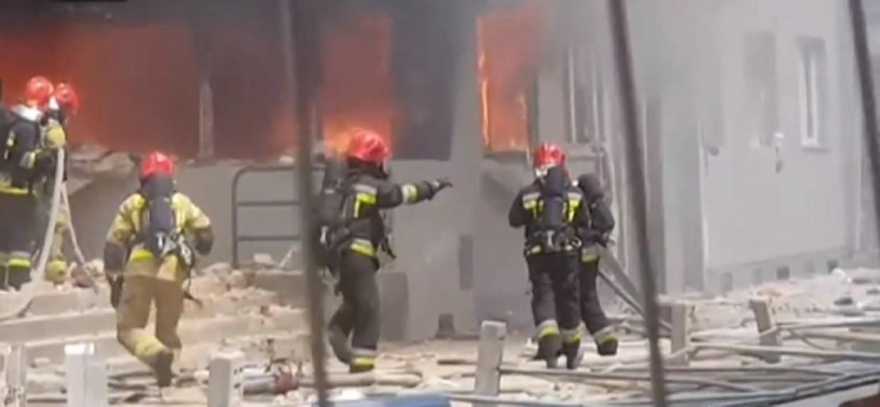 Matka i jej dwie córki zginęły w tragicznym pożarze. Prezydent miasta ogłosił żałobę