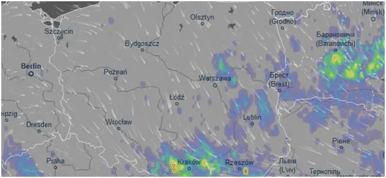 Synoptycy: Nadchodzi załamanie pogody. W Polskę uderzą tornada