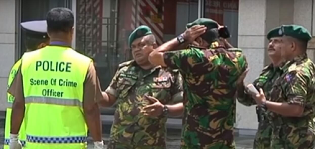 Zamachami na Sri Lance, w których zginęło 258 osób, żył cały świat. Teraz doszło do aresztowania urzędników