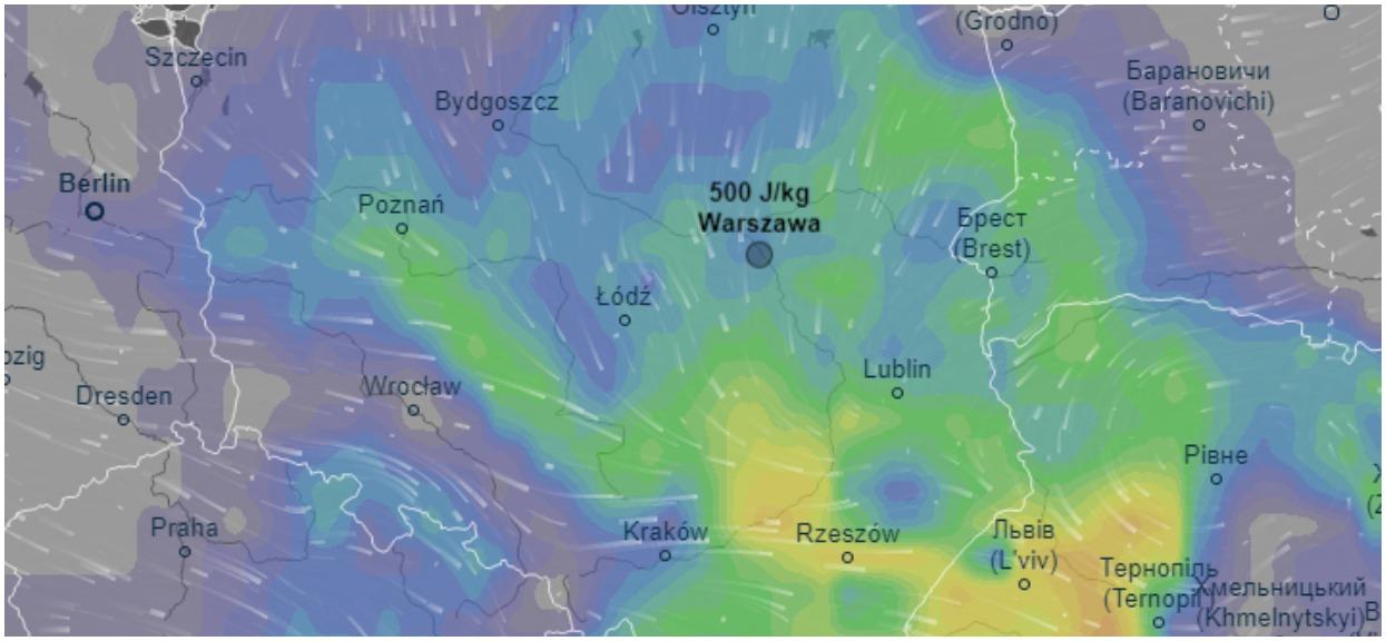 Będzie niebezpiecznie. Groźne burze i zagrożenie trąbami powietrznymi nad Polską