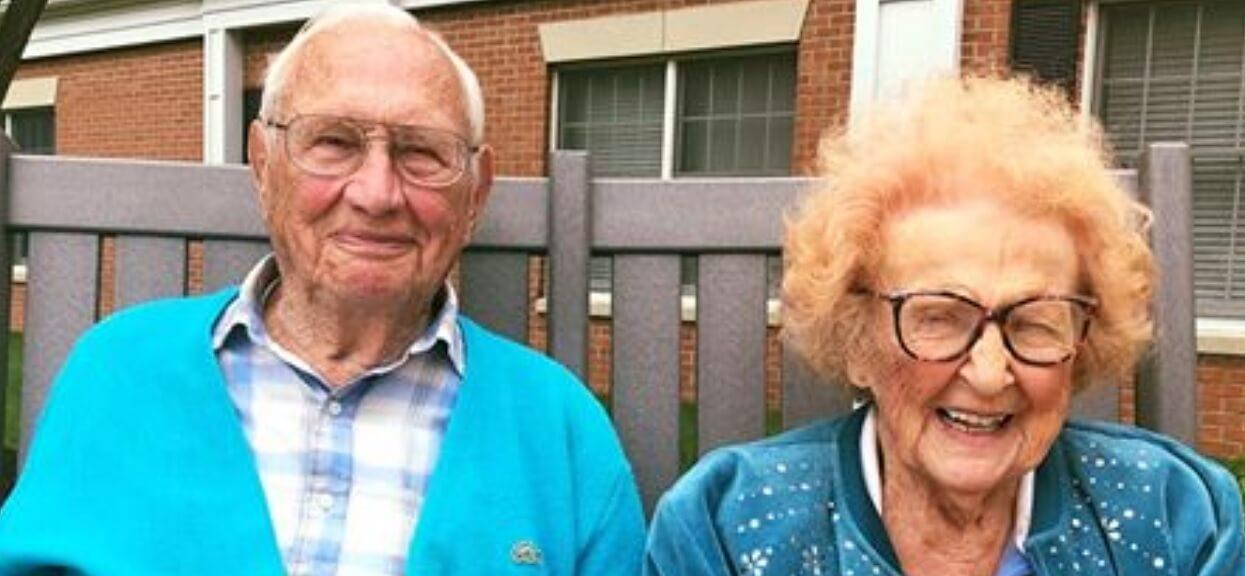 103-latka właśnie wyszła za mąż. TVN zdradził szczegóły, które zwalają z nóg