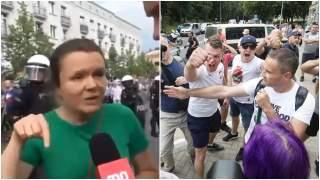 """""""Dusza nie ma orientacji"""". Wywiad z marszu równości dla mediów narodowych podbija sieć"""