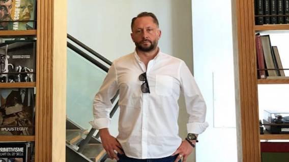 Kamil Durczok - rak