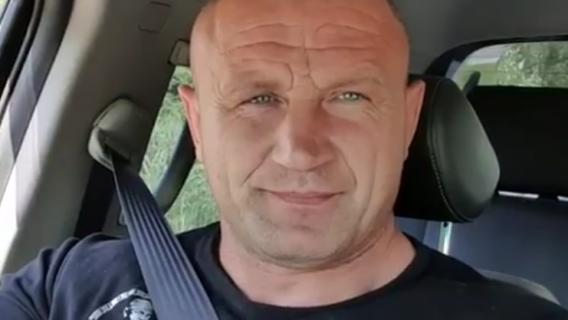 Mariusz Pudzianowski - porównanie.