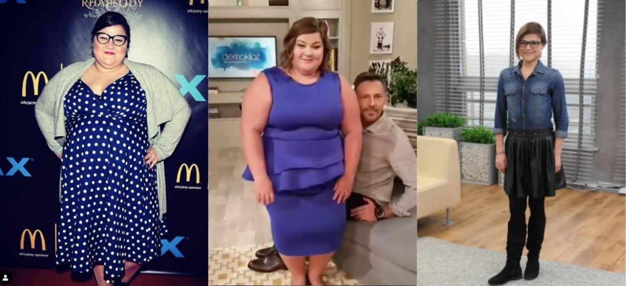 Dominika gwit chce schudnąć