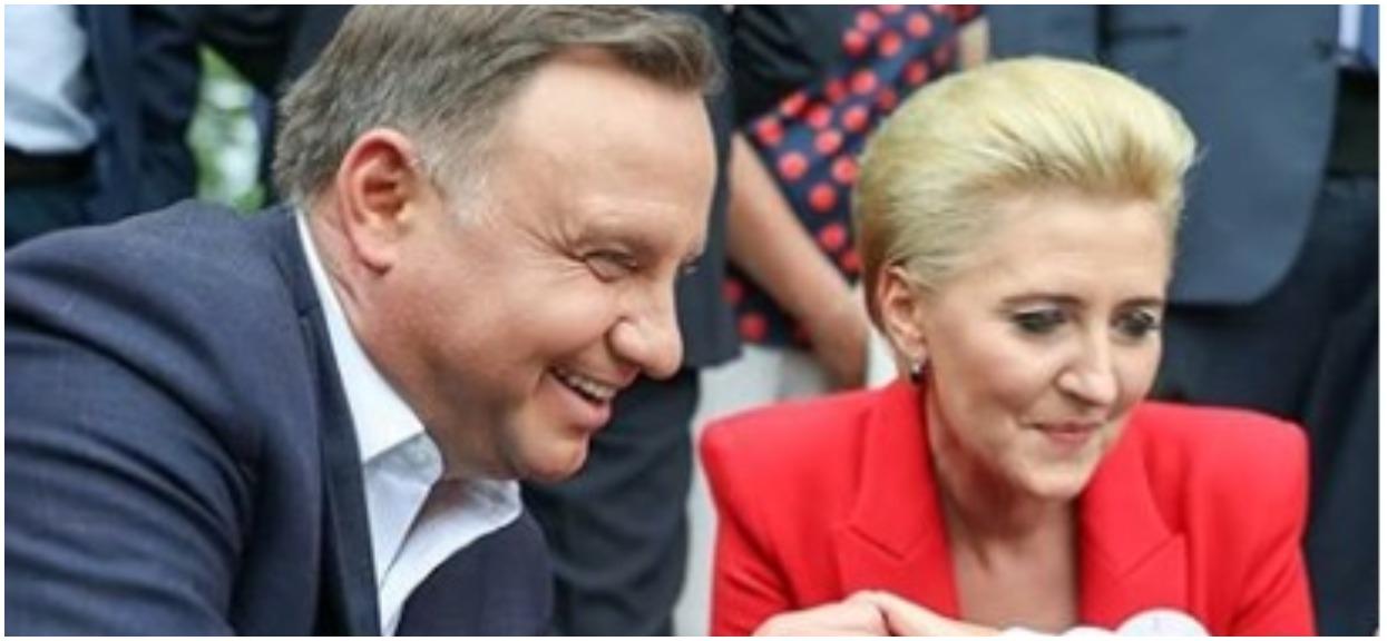 """""""Niezaangażowana i apatyczna"""". 4 lata Agaty Dudy jako Pierwszej Damy"""