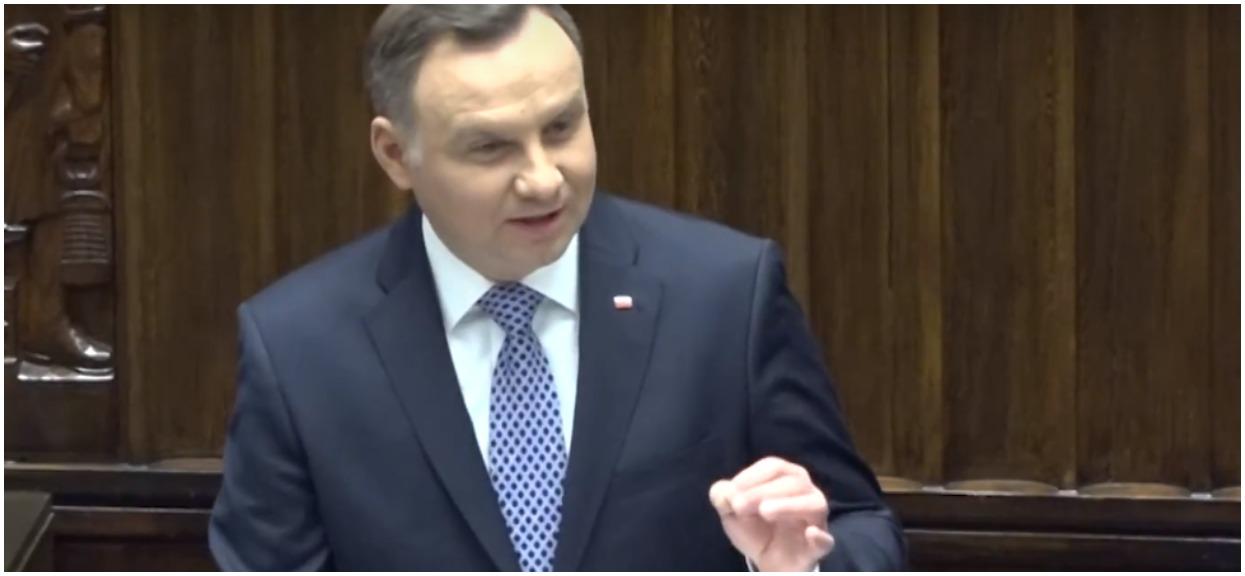 """Andrzej Duda dostanie """"Klejnot Rzeczypospolitej""""? Nosił go król Stanisław August"""