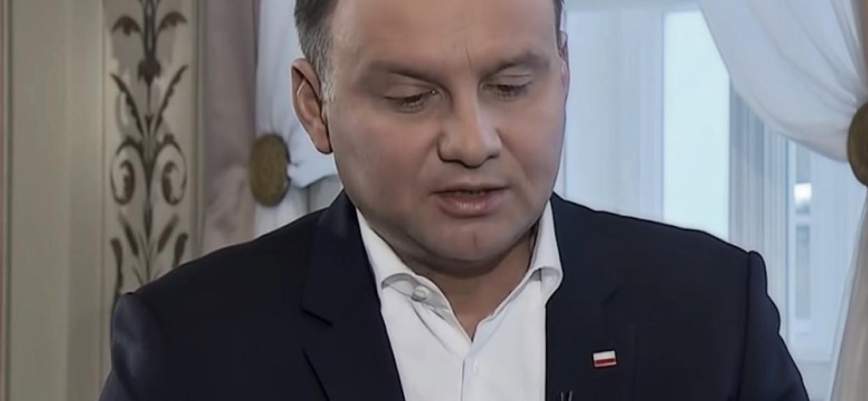 """Dzieci żołnierzy AK oburzone reakcją Andrzeja Dudy. """"Utrwala i legitymizuje podział"""""""
