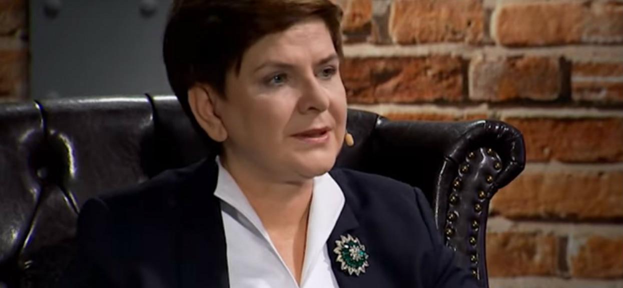 Wiemy ile rządowym samolotem latała Beata Szydło będąc premierem. KPRM ujawnia całą listę