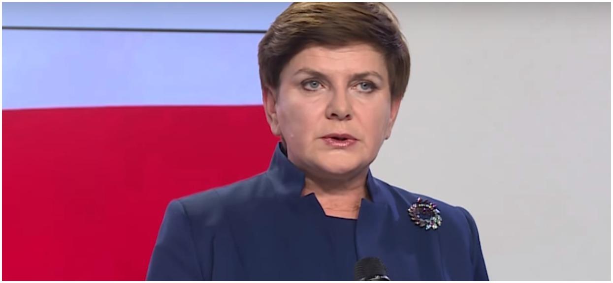 Szydło jak Kuchciński? Bardzo często latała z Warszawy do Krakowa, mieszka w okolicy