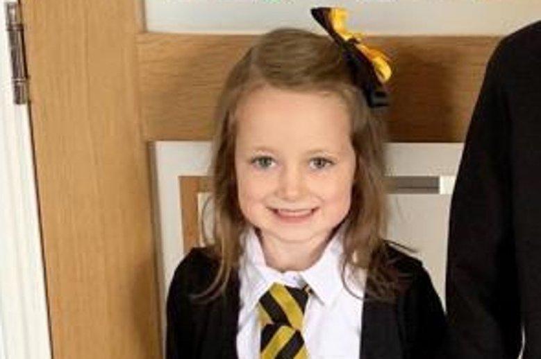 5-latka po raz pierwszy poszła do szkoły. Gdy rodzice przyjechali odebrać córkę, zabrakło im słów