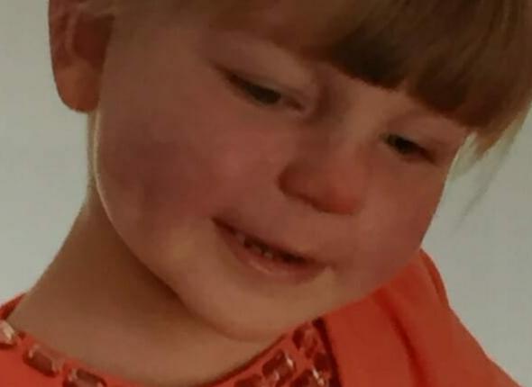 Lekarze myśleli, że plamy na twarzy dziewczynki to zwykłe siniaki. Dzięki Bogu szybko zorientowali się, w jak ogromnym są błędzie