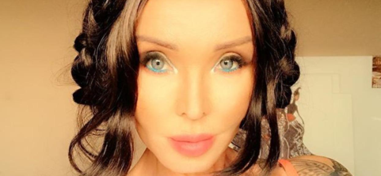 Ewa Minge zdradziłą tajemnicę dotyczącą wyglądu jej twarzy. Szczegóły są niesłychanie posępne