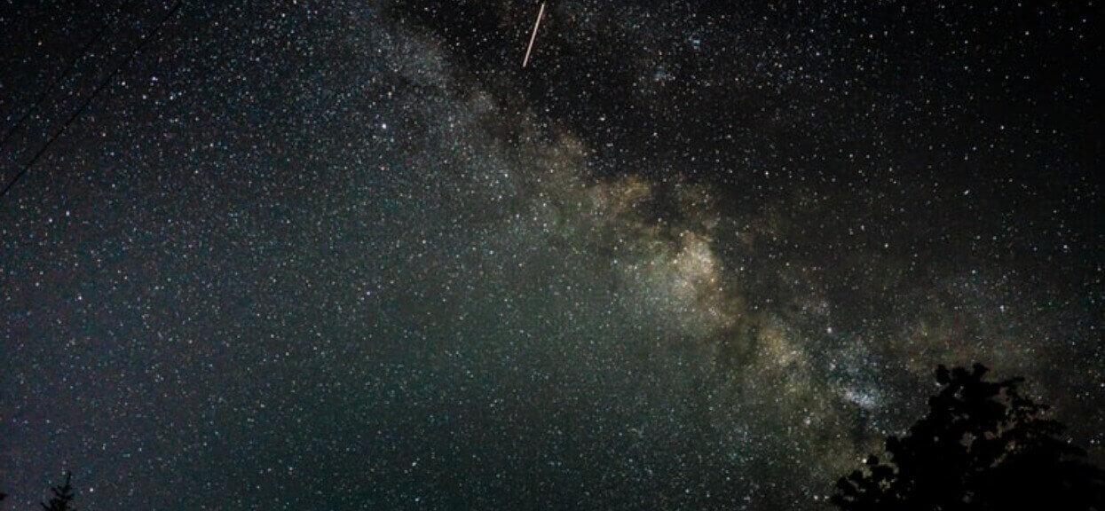 Patrzcie uważnie w gwiazdy. Ta wyjątkowa noc będzie już we wtorek