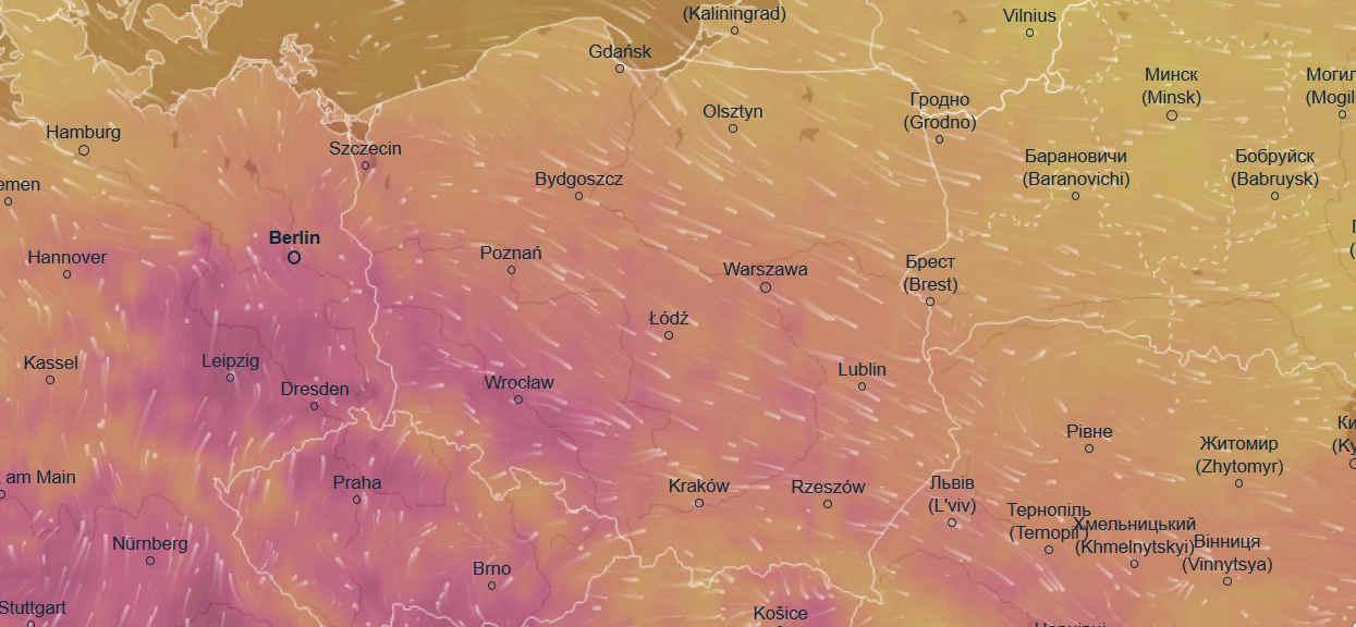 Kolejne groźne burze przejdą przez Polskę. IMGW wydało ostrzeżenie, w tych województwach będzie najgorzej