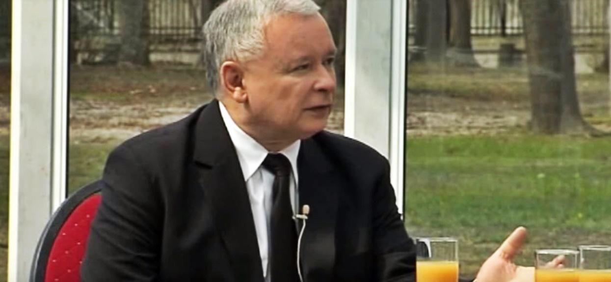 Jarosław Kaczyński się wygadał. Prezes PiS chce zmienić konstytucję