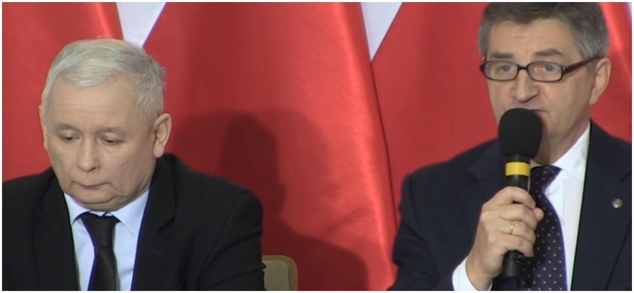 Marek Kuchciński podał się do dymisji. Zmusił go do tego Jarosław Kaczyński?