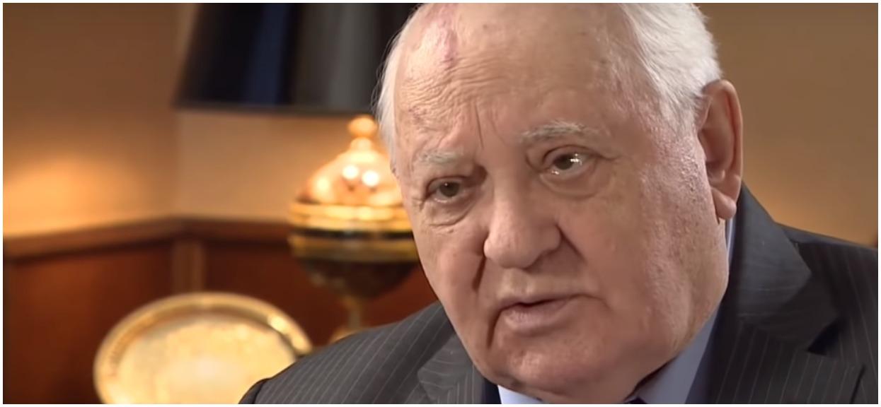Zły stan zdrowia Gorbaczowa. Polityk nie może nawet chodzić