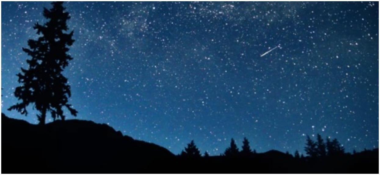 Już niedługo czeka nas noc spadających gwiazd. Niesamowite zjawisko, nie przegap go