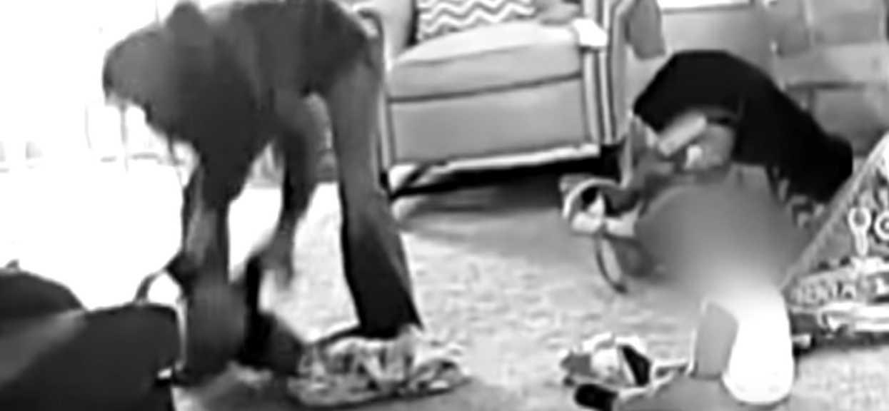 Zamontował kamery przez podejrzane zachowanie żony. Obejrzał nagranie i natychmiast wezwał policję