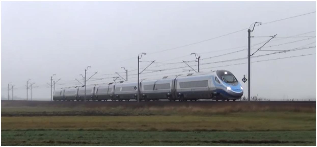 W pociągu Pendolino jadącym z Warszawy było 380 osób. Wszystkie zostały ewakuowane