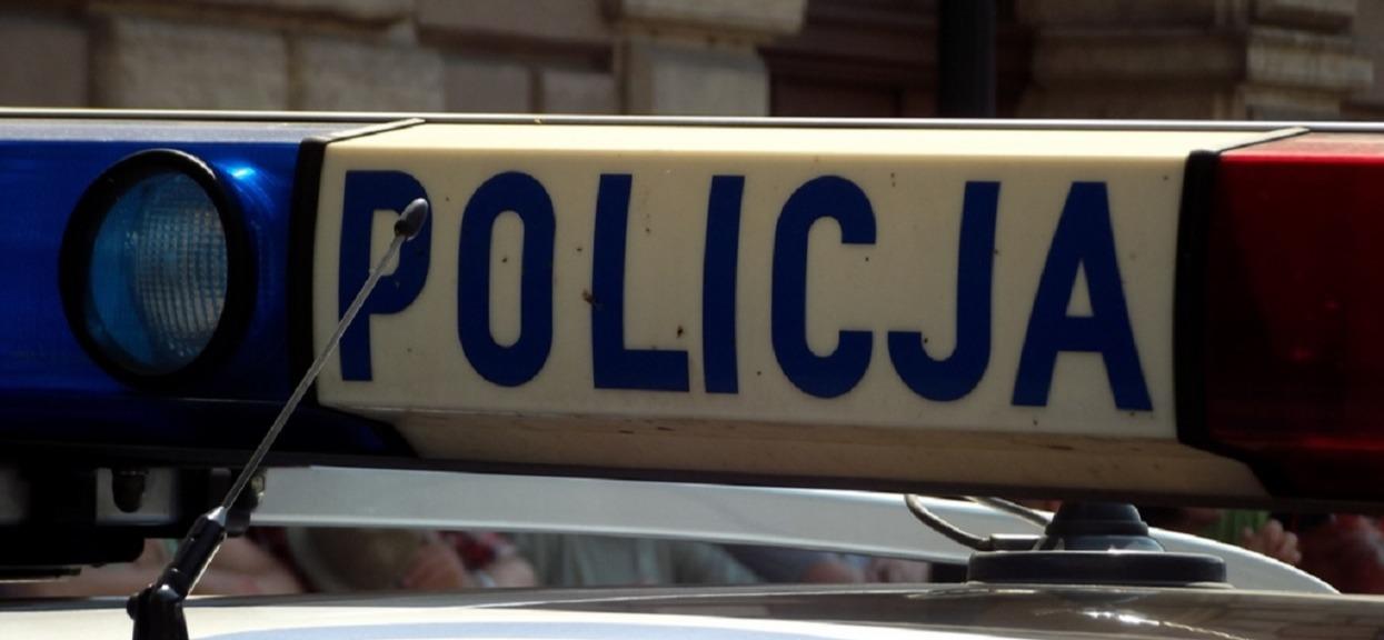Po desperackim pościgu policja wreszcie zatrzymała auto. Gdy zajrzeli do środka, ich oczy zaszkliły się