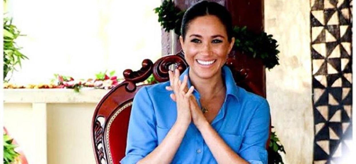 Meghan Markle straciła swój tytuł i nie jest księżną?! Poddani już się tak do niej nie zwracają