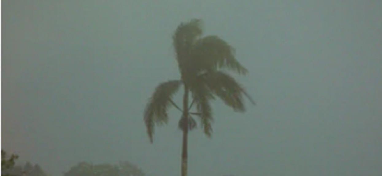 Wkrótce uderzy potężny huragan Dorian!