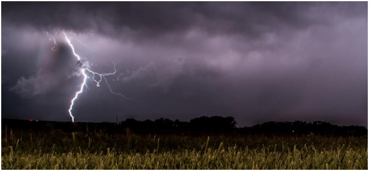 Potężne burze uderzą w Polskę! Pilne ostrzeżenie IMGW