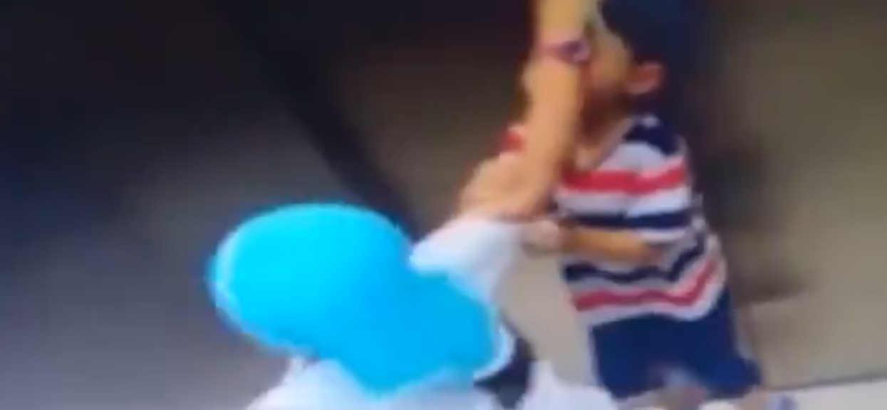 Porażające nagranie w Polsacie. Winda ruszyła i napięła sznurek, dziecko zawisło w kabinie